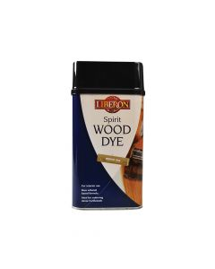 Liberon Spirit Wood Dye Medium Oak 1 Litre - LIBSDMO1L