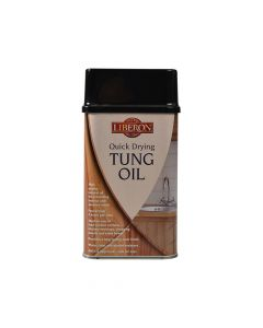 Liberon Tung Oil Quick Dry 500ml - LIBTOQD500