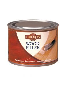 Liberon Wood Filler Mahogany 125ml - LIBWFM125