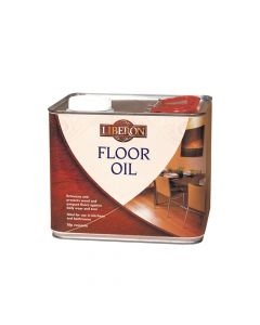 Liberon Wood Floor Oil 2.5 Litre - LIBWFO25L
