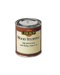 Liberon Wood Stop Antique Pine 125ml - LIBWSAP125