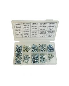 Lumatic Grease Nipple Selection Box Imperial - LUM547013