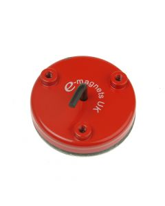 E-Magnets 896 Limpet Pot Magnet 76mm - MAG896