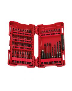 Milwaukee GEN II Shockwave Impact Duty Assorted Bit Set 48 Piece - MIL430906