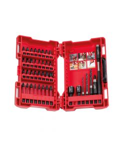 Milwaukee GEN II Shockwave Impact Duty Assorted Bit Set 40 Piece - MIL430908