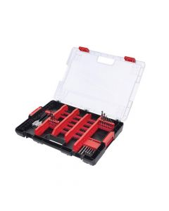 Milwaukee Shockwave Impact Driver Bit Set, 100 Piece - MIL464146