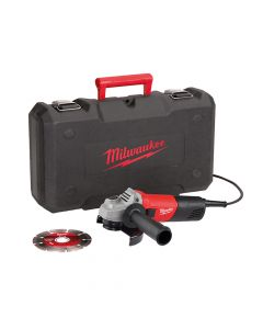 Milwaukee Angle Grinder 800W 240V - MILAG800SET
