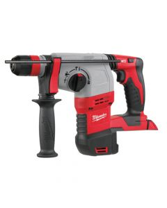 Milwaukee M18 HD18 HX-0 SDS Plus 3 Mode Rotary Hammer 18V Bare Unit - MILHD18HX0