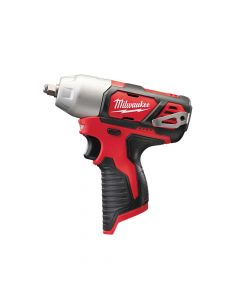 Milwaukee M12 BIW38-0 Sub Compact 3/8in Impact Wrench 12V Bare Unit - MILM12BIW380