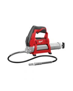 Milwaukee M12 GG-0 Cordless Grease Gun 12V Bare Unit - MILM12GG0