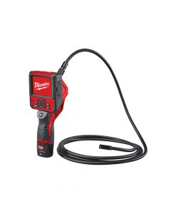 Milwaukee M12I CAV3-201C Inspection Camera 12V 1 x 2.0Ah Li-Ion - MILM12ICAV3