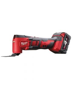Milwaukee M18 BMT-421C Multi-Tool 18V 1 x 4.0Ah, 1 x 2.0Ah Li-Ion Batteries - MILM18BMT42