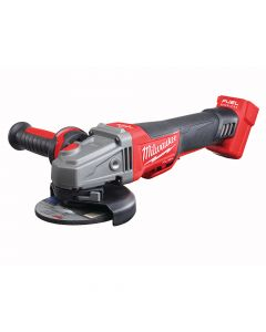 Milwaukee M18 CAG 115XPDB-0 FUEL Brushless Angle Grinder 115mm 18V Bare Unit - MILM18CAGDB0