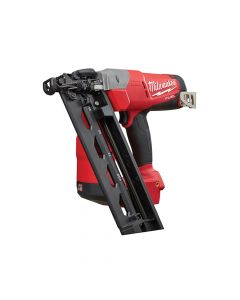 Milwaukee M18 CN16GA-0X Fuel 16G Angled Nailer 18V Bare Unit - MILM18CN16G0