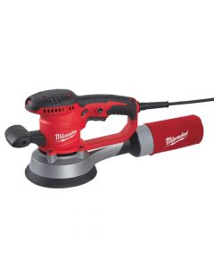 Milwaukee Random Orbital Sander 150mm 440W 240V - MILROS150E