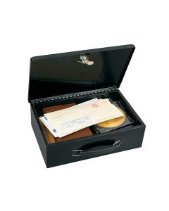 Master Lock 7140D Handy Key Locking Security Chest - MLK7140D