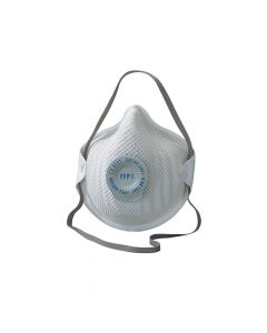 Moldex Classic Series FFP1 NR D Valved Mask (Pack of 20) - MOL2365