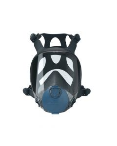 Moldex Ultra Light Comfort Series 9000 Full Face Mask (Medium) No Filters - MOL9002
