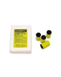 Monument Plastic Case of Ten Smoke Pellets - MON1470F