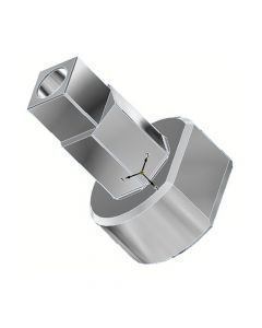 Monument Square Radiator Valve Tool 1/2in.A/F Hex & 3/8in. - MON4502I