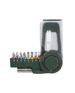 Metabo 9 Piece Bit Set - MPT630419