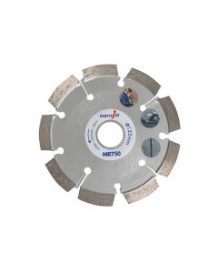 Marcrist Mortar Raking Diamond Blade 125 x 22.2 x 6mm - MRCMR750125