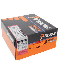Paslode IM360Ci Nails 90mm - 3.1mm RG BR - 2 Fuel Cells - 2200 Pack