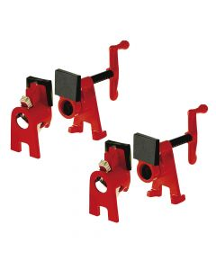 Bessey Pipe Clamping set BPC-H34 - TWIN PACK