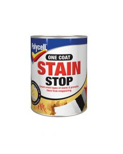 Polycell Stain Stop Paint 1 Litre - PLCSS1LS