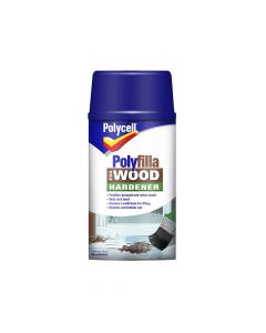Polycell Polyfilla For Wood Hardener 500ml - PLCWH500