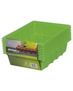 Plantpak Half Seed Tray (24 x Packs of 10) - PPK70200006