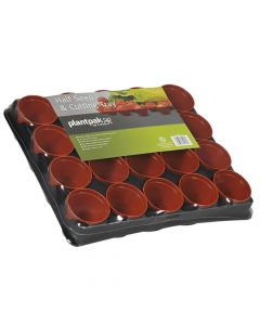 Plantpak Half Seed & Cutting Tray 20 Pot (Pack of 36) - PPK70200051