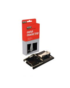 Pest-Stop Systems Easy Setting Metal Mouse Trap - PRCPSESMT