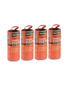 Pest-Stop Systems Fly Papers Pack of 4 - PRCPSFP