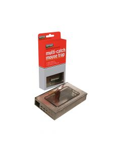 Pest-Stop Systems Multicatch Humane Mouse Trap Metal - PRCPSPMMT