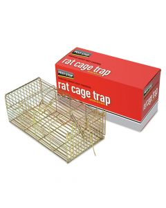 Pest-Stop Systems Rat Cage Trap 14in - PRCPSRCAGE