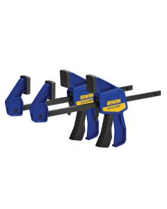 IRWIN Mini Bar Clamp Twin Pack 150mm (6in) - Q/G5462QCN
