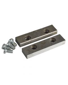 IRWIN PT.D Replacement Pair Jaws & Screws 100mm (4in) for 3 Vice - RECPTD3