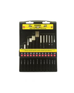 Roughneck Punch & Chisel Set 12 Piece - ROU31180