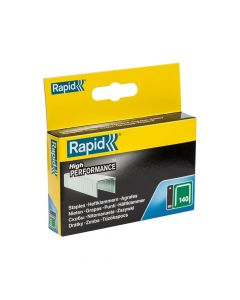 Rapid 10mm Galvanised Staples Box 2000 - RPD14010
