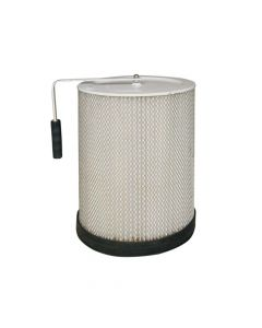 Record Power Fine Filter Cartridge For CX2500 Chip Collector - RPTCX2500FF
