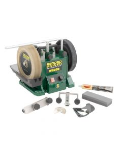Record Power 200mm (8in) Wet Stone Grinder 160W 240V - RPTWG200