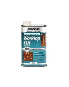 Ronseal Anti-Bacterial Worktop Oil 1 Litre - RSLABWO1L