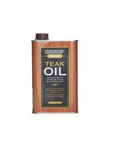Ronseal Colron Refined Teak Oil 500ml - RSLCRTO