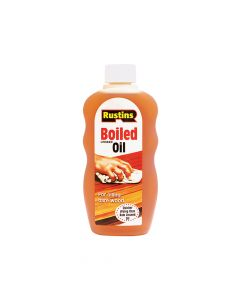Rustins Boiled Linseed Oil 300ml - RUSLOB300
