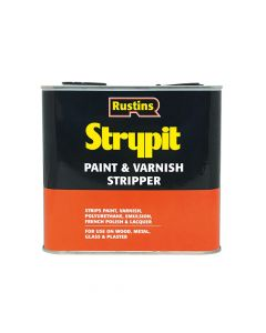 Rustins Strypit Paint & Varnish Stripper 2.5 Litre - RUSNFS25L