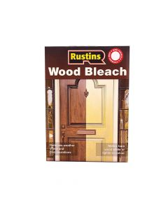 Rustins Wood Bleach Set (A & B Solution 500ml) - RUSWBS