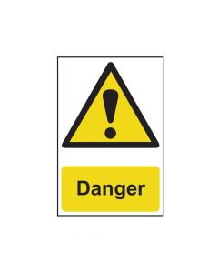 Scan Danger - PVC 200 x 300mm - SCA1301