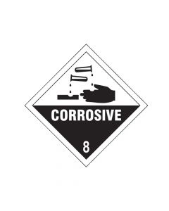 Scan Corrosive 8 SAV - 100 x 100mm - SCA13751