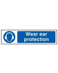 Scan Wear Ear Protection - PVC 200 x 50mm - SCA5016